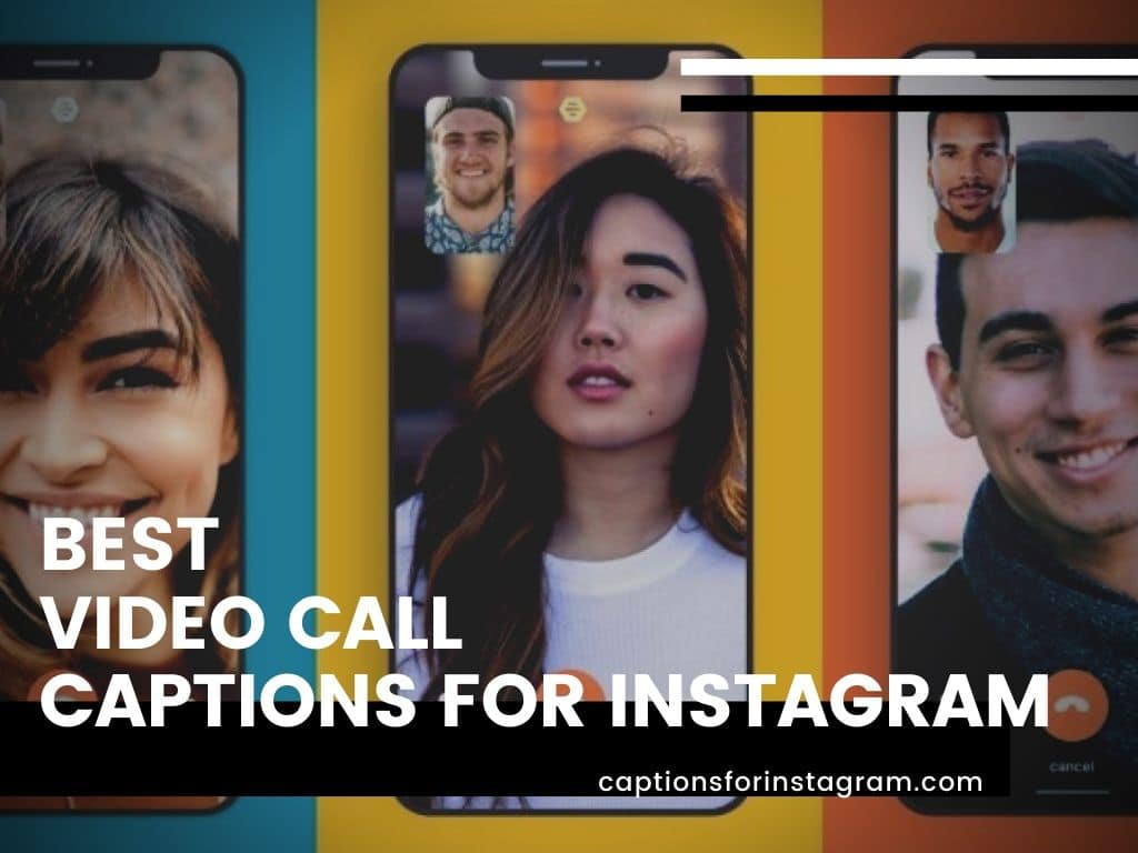 Best Video Call Captions for Instagram