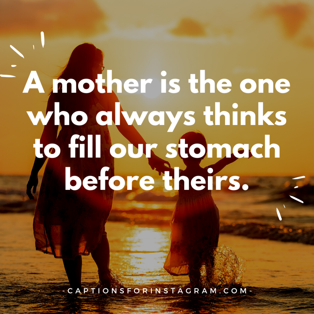 Best Mothers Day Captions for Instagram